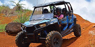 Adult Buggy & Quad by Mauritius Attractions Euro55/ hour