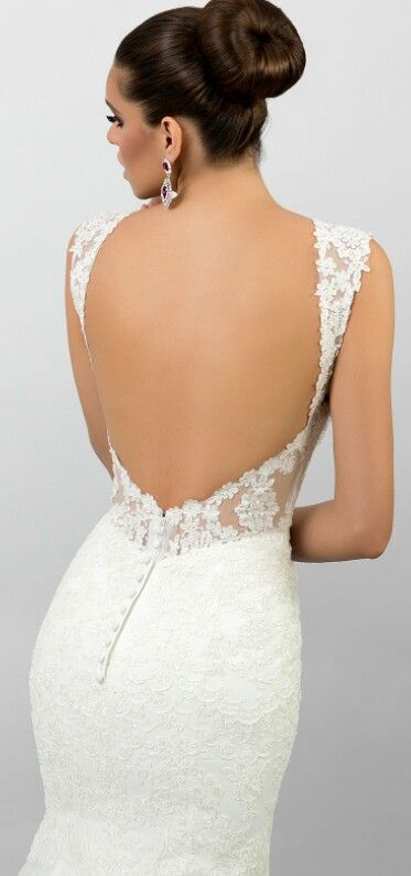 Alexa, Love Me Forever bridal collection, BIEN SAVVY 2015