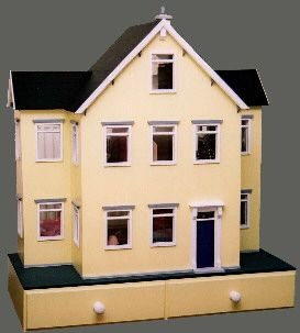 1000 Images About Free Doll House Plans On Pinterest