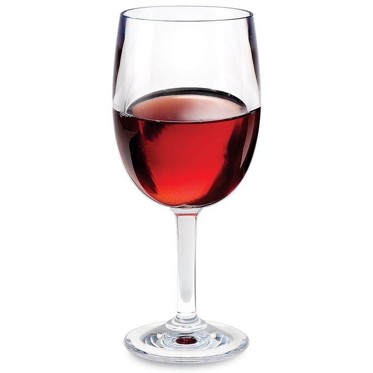 Unbreakable Wine Glasses (13 oz.) $49.95