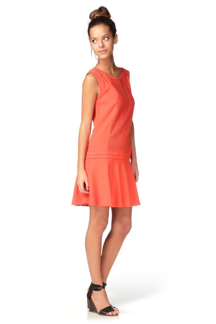 Dress GENIA Coral