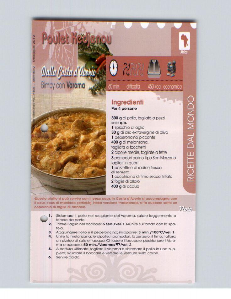 Ricette vegetariane con il bimby pdf