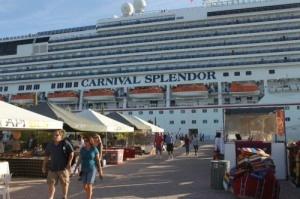 Cruceros traen más de 30 mil turistas a Los Cabos en Septiembre
