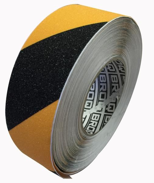 Buy Anti Slip Tape Yellow/Black 50mm x 20m Online at Factory Direct Prices w/FAST, Insured, Australia-Wide Shipping. Visit our Website or Phone 08-9477-3441
