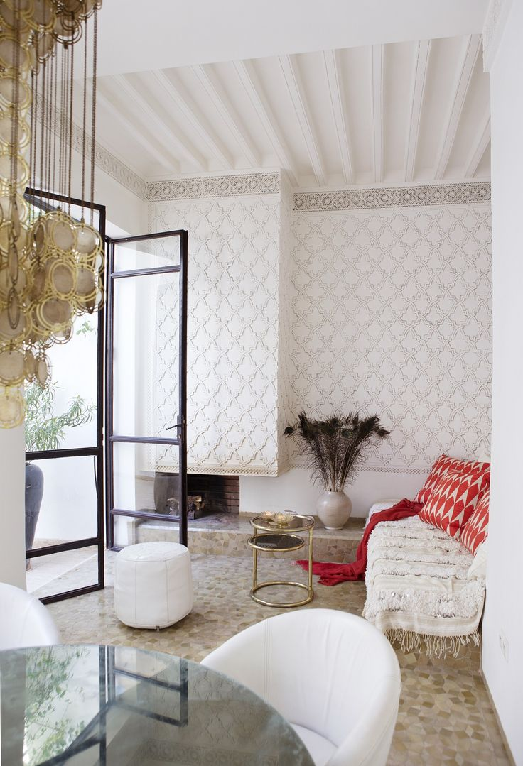 Modern moroccan home decor - Find This Pin And More On Moroccan Homes