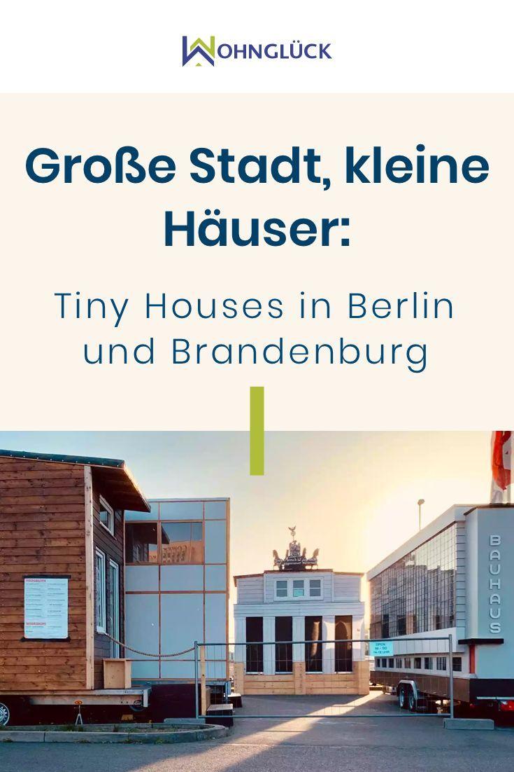 Tiny House Trend So vielfältig sind die Minihäuser rund um Berlin ...