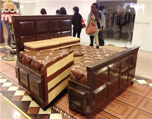 A Very Sweet Blog: Chocolate Charity: Harbour City Chocolate Trail