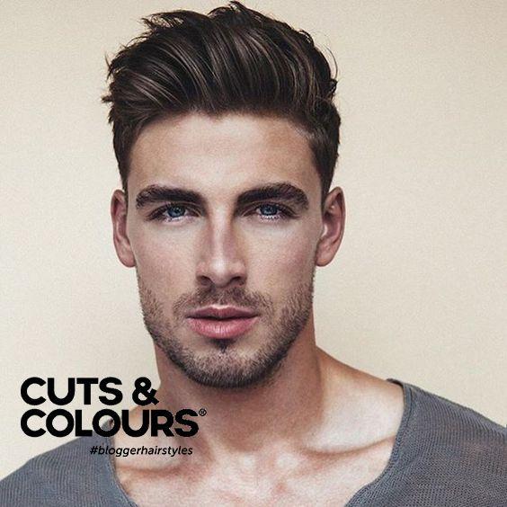 Long on top | Lang Haar Man | CUTS & COLOURS