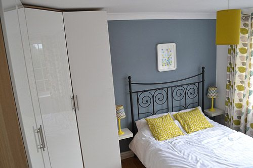Corner wardrobe solution for small bedroom home pinterest beautiful wardrobes and ikea - Ikea bedroom solutions ...