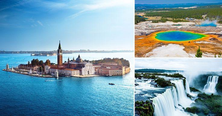 10 patrimonios culturales y naturales de la humanidad