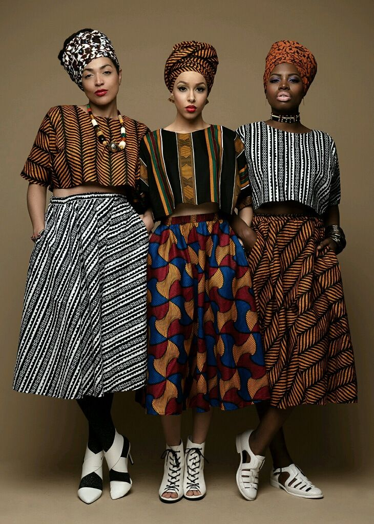 African vintage