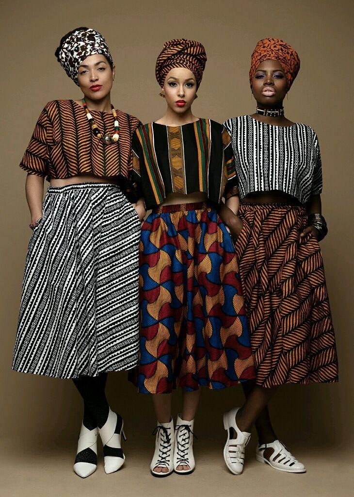 Fanm Djanm #african #fashion