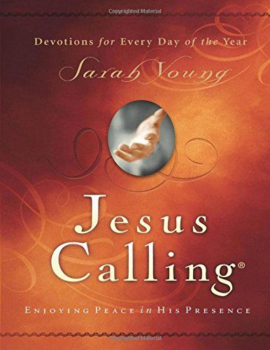 Jesus Calling: Enjoying Peace in His Presence, 2016 Amazon Top Rated Christian Books & Bibles  #Book