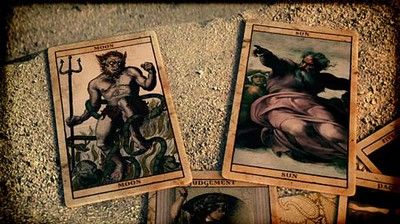 Tarot Cards from HBO's Carnivale- Heard a lot from the deck, does it exist in real life??