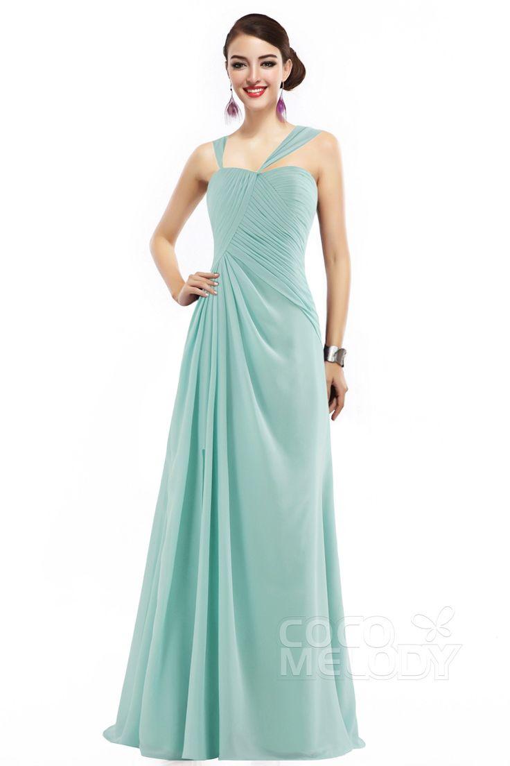 Best 25 zipper bridesmaid dresses ideas on pinterest robe new arrival sheath column straps natural floor length chiffon green sleeveless zipper bridesmaid dress with ombrellifo Choice Image