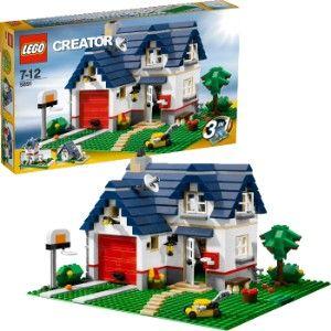 ROBIN Noel 2013 LEGO 5891 Creator : La maison de campagne - 37,99€