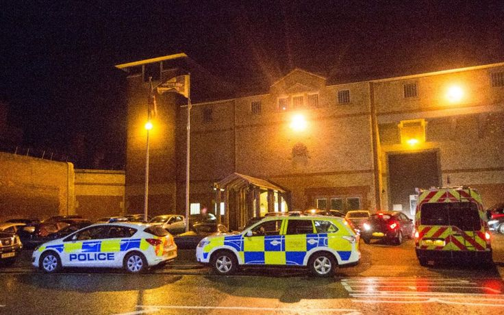Police called to reported riot at Bedford Prison