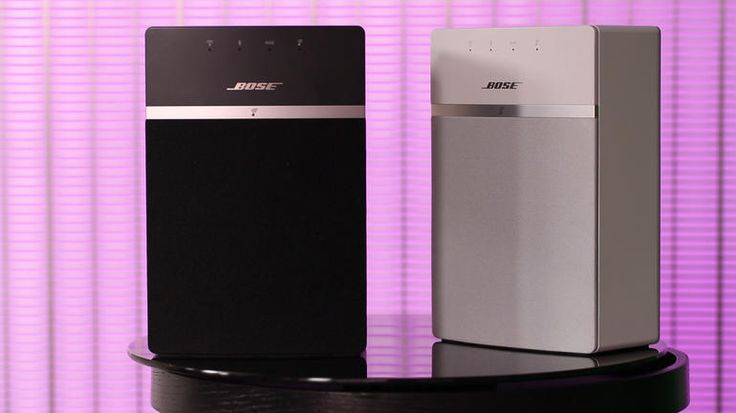 The SoundTouch 10 is Bose's most affordable wireless multi-room audio speaker -- and it sounds excellent for its size.