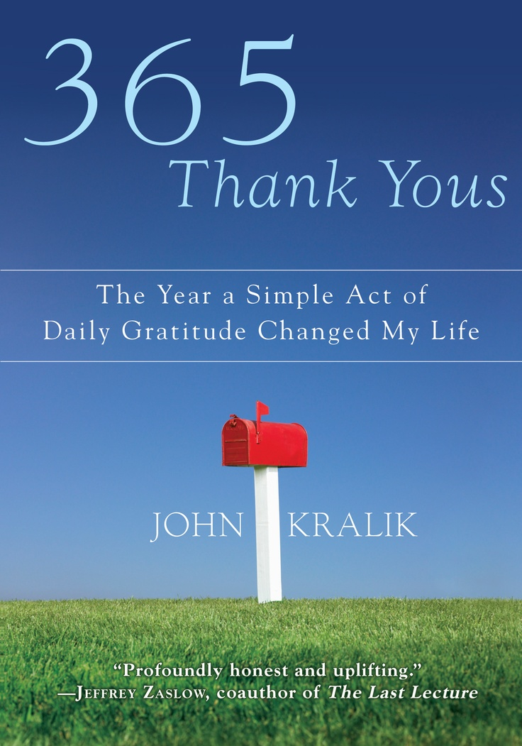 Brilliant book on changing your life through the simple habit of sending thank you cards.  Just $10.63 on Kindle.    Http://AppreciationStation.ca  #Gratitude
