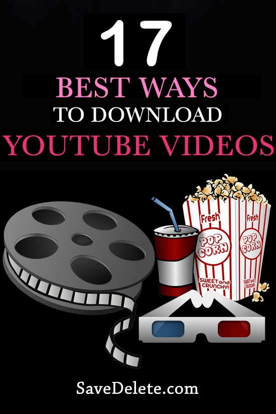 The Top and The Best Ways to Download Any YouTube Videos  #youtube #download #internettips