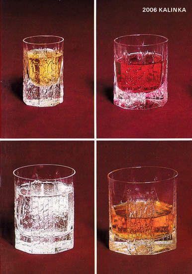Iittala - Kalinka glassware - Timo Sarpaneva - Iittala