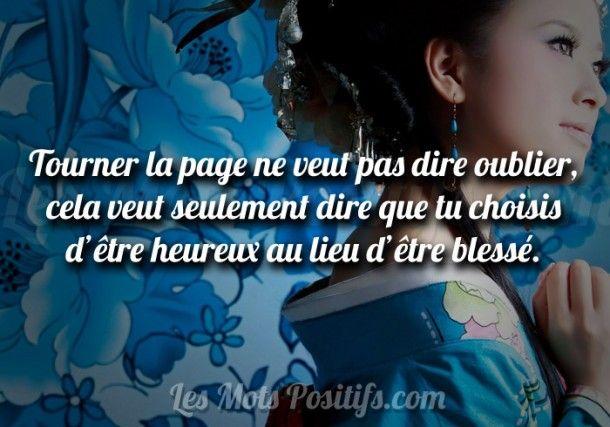 Choisir d'être heureux   Citations et proverbes   Les Mots Positifs.com