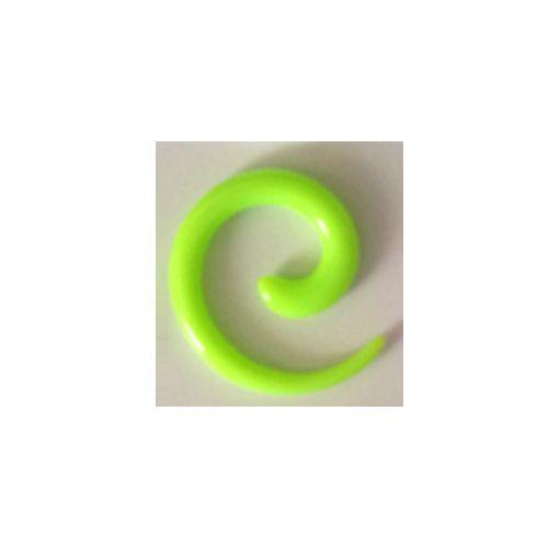 10 mm spiraal groen
