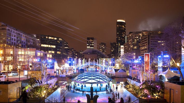 List of Family Christmas Events in Vancouver