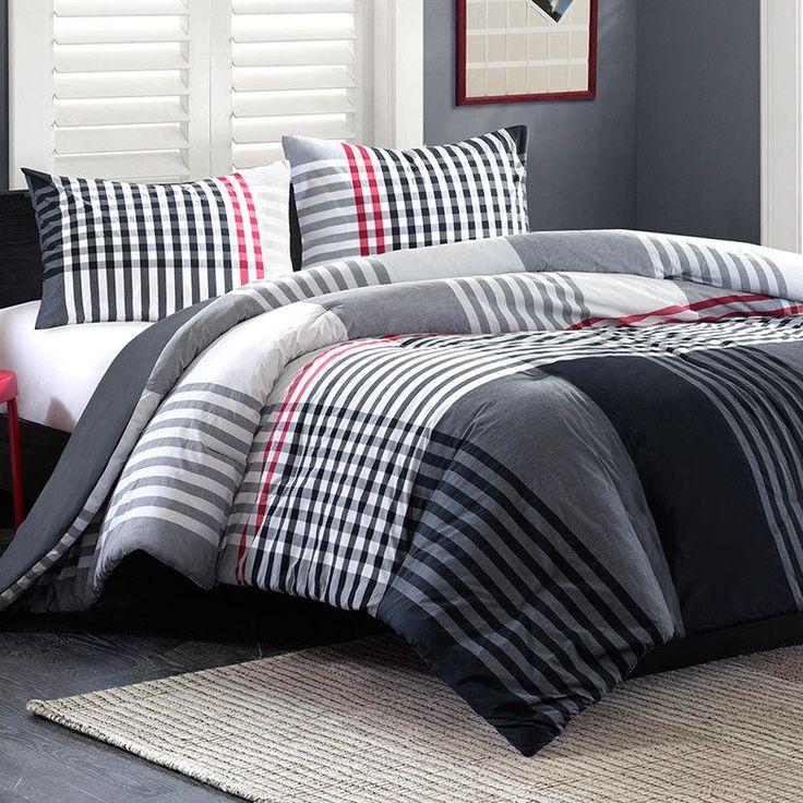 Found it at Wayfair - Blake Comforter Set, kids bedding