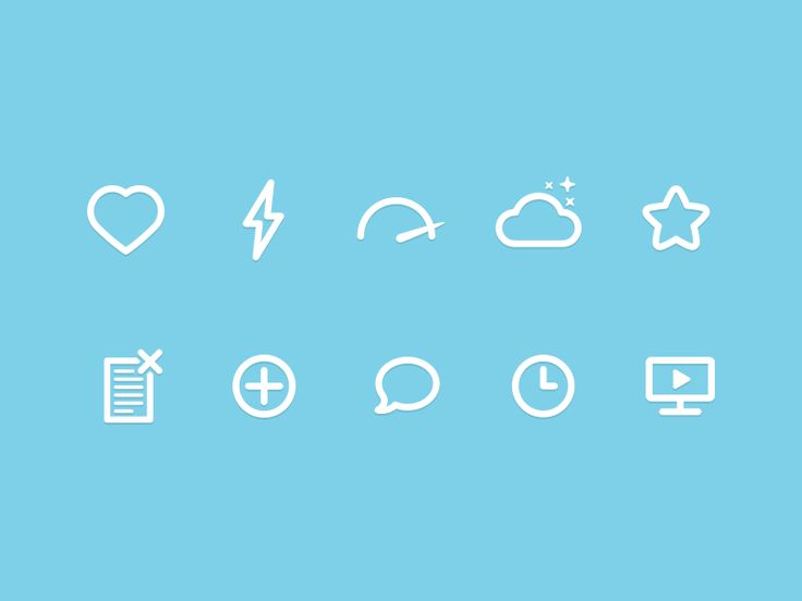 Icons by Herson Rodriguez