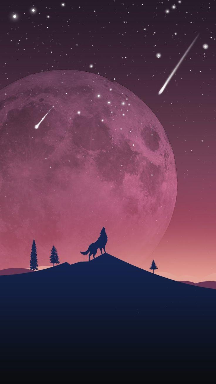 Wolf Wallpaper Galaxy S7 Edge | Free Wallpaper Phone | Phone Wallpapers | Wolf wallpaper ...