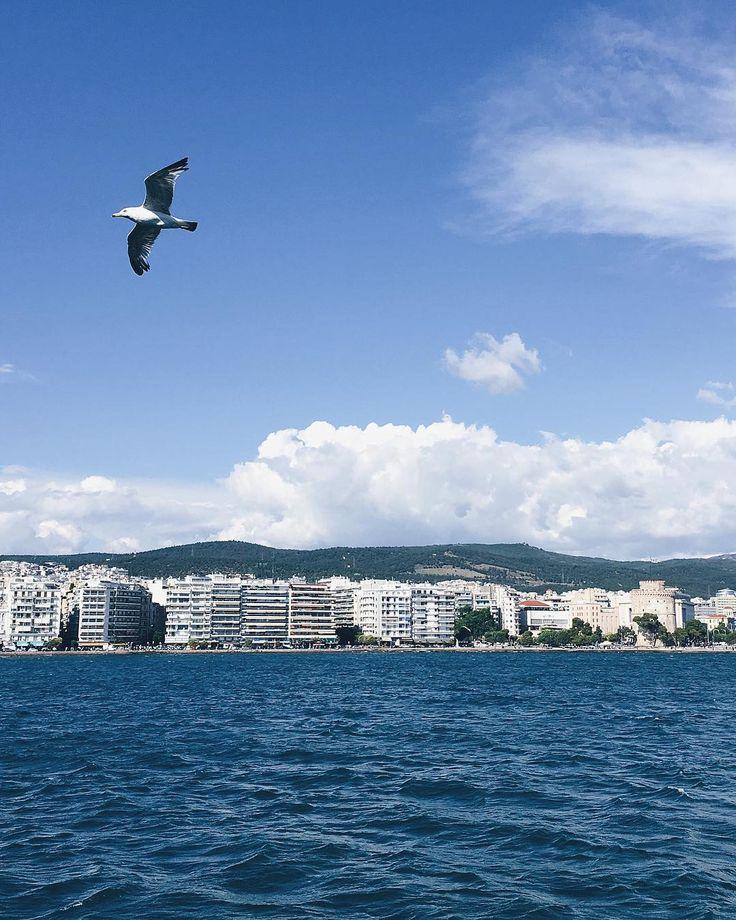 Morning view  #thessaloniki #skg #greece   #myphotothessaloniki