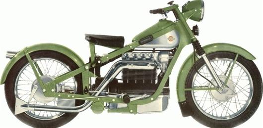 The Danish Bike
