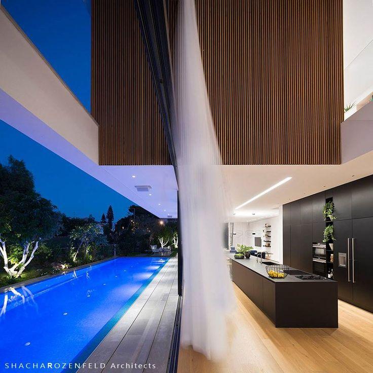 Shachar Rozenfeld Architects   שחר רוזנפלד אדריכלים #בית פרטי בראשון לציון  #ARRITAL #אריטל