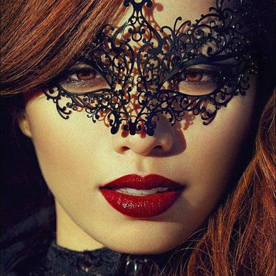 """Elegant Black Venetian Laser Cut Masquerade Mask by Absolute Decor on Opensky 2014 Sophisticated Metal Laser Cut Venetian Eye Masquerade Masks COLLECTION! ☆☆☆30%OFF Entire Store Sales!☆☆☆ ☆☆20%OFF Promotional Sale☆☆   ☆15%OFF COUPON CODE☆               """"DECOR4U"""" #masquerade #Ball #Mask #Party #Venetian #Italy #Fashionstyle #Sexy #Sophisticated #Elegance #Collection #MardiGRAS #Halloween #Costume"""
