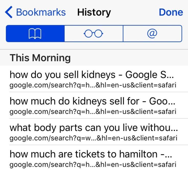 Buying Hamilton tickets be like