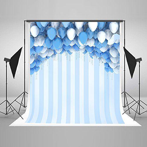 Kate 5x7ft /(1.5x2.2m)誕生日ウェディング写真の背景青と白の風船写真スタジオの小道具の背景子供... https://www.amazon.co.jp/dp/B072K1LQ2R/ref=cm_sw_r_pi_dp_x_fcPFzbFQEXNHF