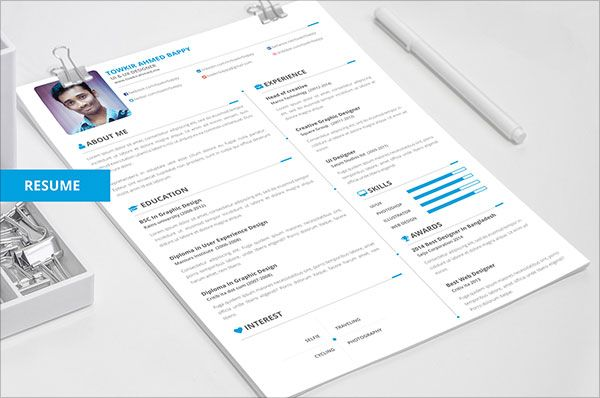 out the box CV Example - Google Search