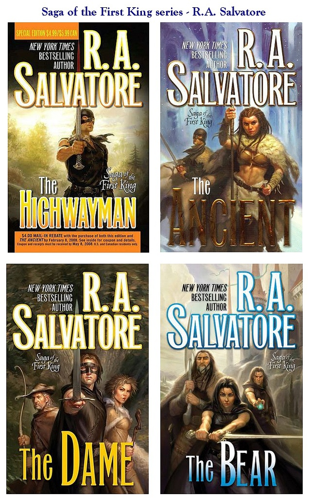 63 best books and authors good reads images on pinterest finished this series by r salvatore and loved it fandeluxe Gallery