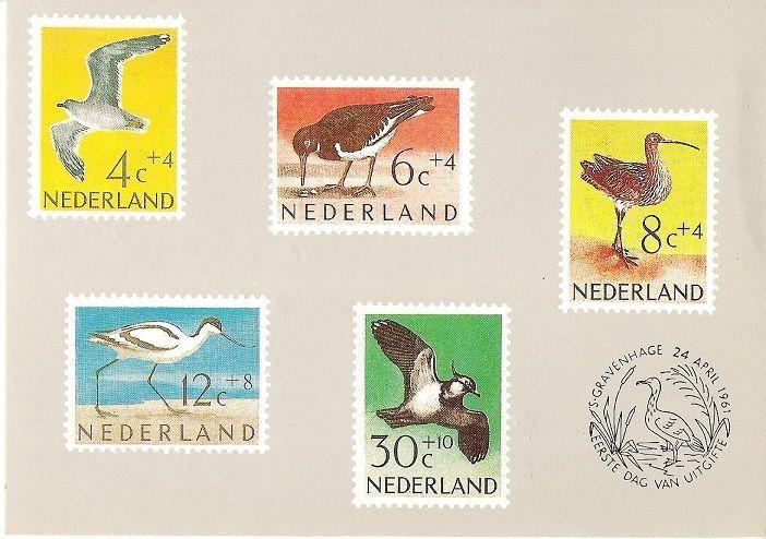 zomerzegels 1961