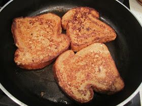 Single Serving French Toast