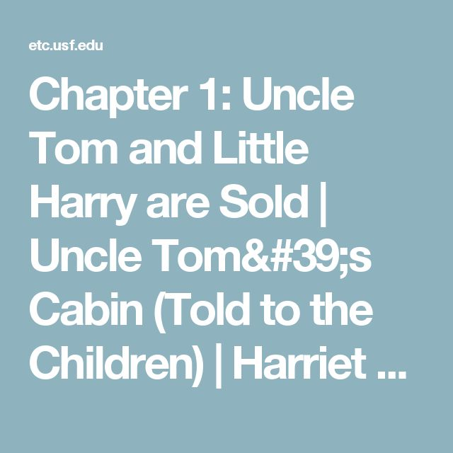 the role of women in uncle toms cabin a book by harriet beecher stowe We would like to show you a description here but the site won't allow us.