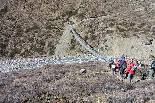 Блог Aндрея Zюзикова: Трекинг вокруг Аннапурны. Гималаи. Непал. ДЕНЬ 8. НОВЫЙ ПХЕДИ