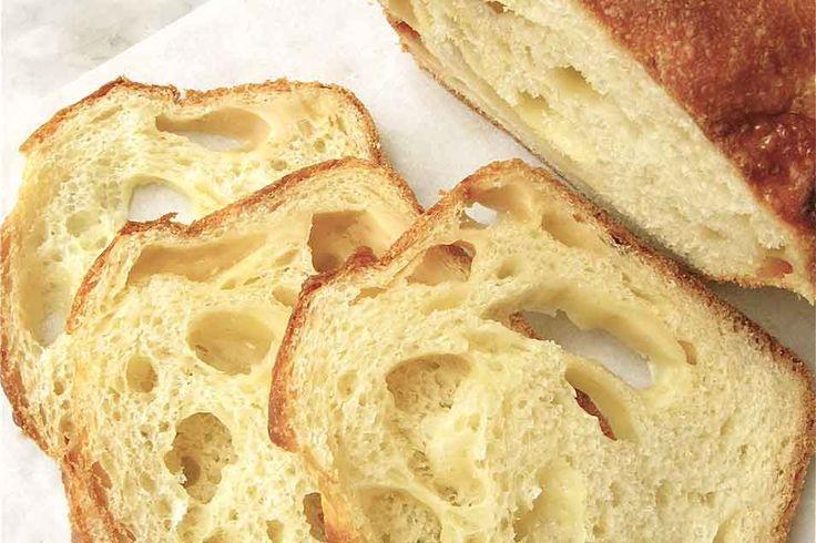 Three-Cheese Semolina Bread | Recipe | Semolina bread ...