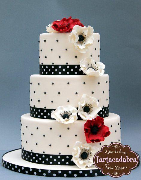 Tartadebodaanemonas 471 600 decoraciones y - Decoracion blanco y negro ...