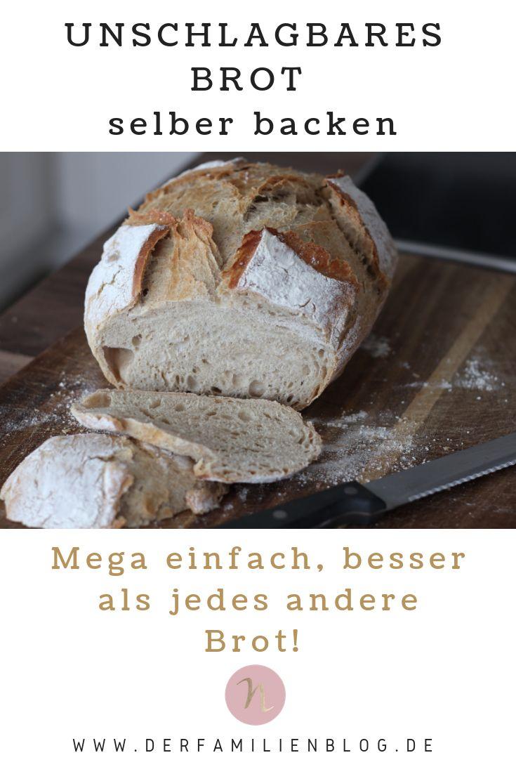 Das unschlagbare Brot – es gibt kein besseres Brotrezept