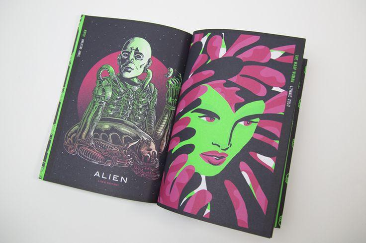 Alien on Behance