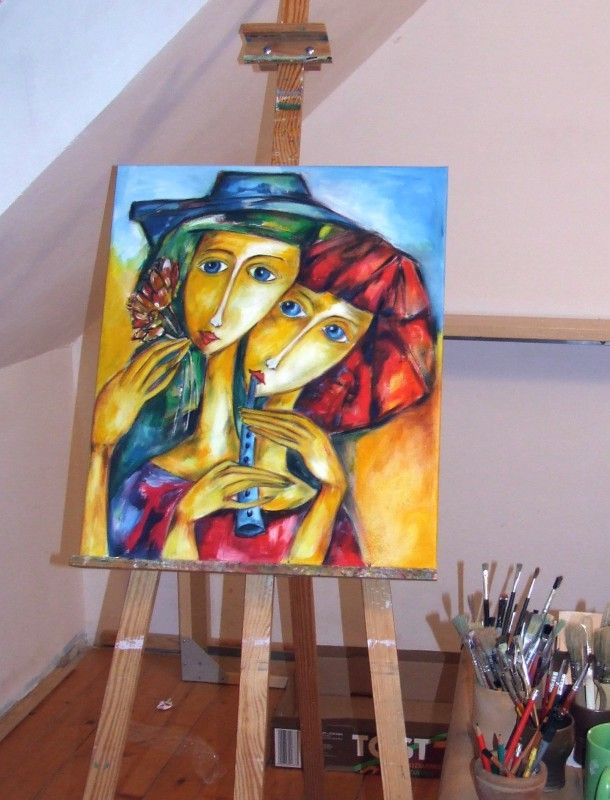 DIANA ART - MIŁOŚĆ - ZAWSZE WE DWOJE - Bella (6250636778) - Allegro.pl - Więcej niż aukcje.