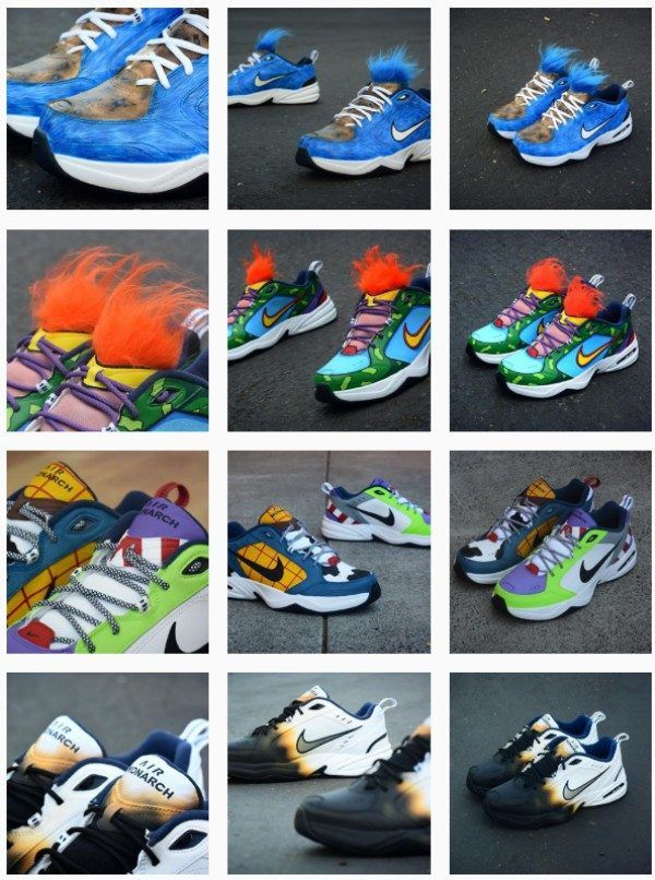 d72763d5b93d FACT CHECK  Did Nike Release a Line of  Burned  Sneakers to Clap Back at  Protesters