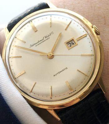 IWC-Automatik-Uhr-Vollgold-y1674 (1)